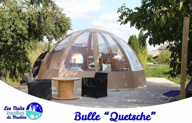 LES NUITS INSOLITES DE MADINE : LES BULLES 3 - Nonsard-Lamarche