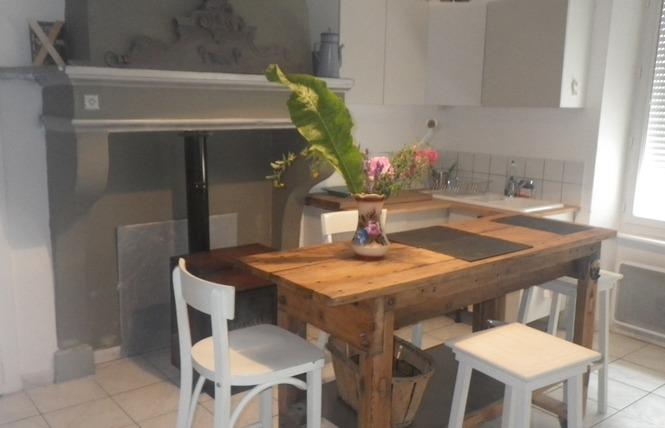 GITE SLOW LIFE HOUSE 1 - Saint-Maurice-sous-les-Côtes