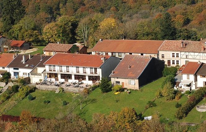 HOSTELLERIE DE L'ABBAYE 4 - Beaulieu-en-Argonne