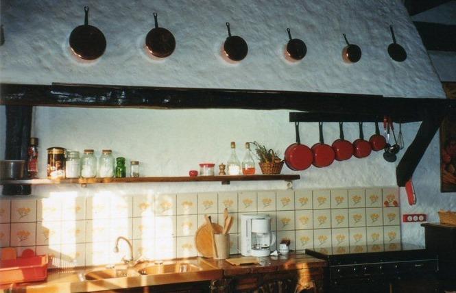GITE DE L'ABBAYE 2 - Beaulieu-en-Argonne