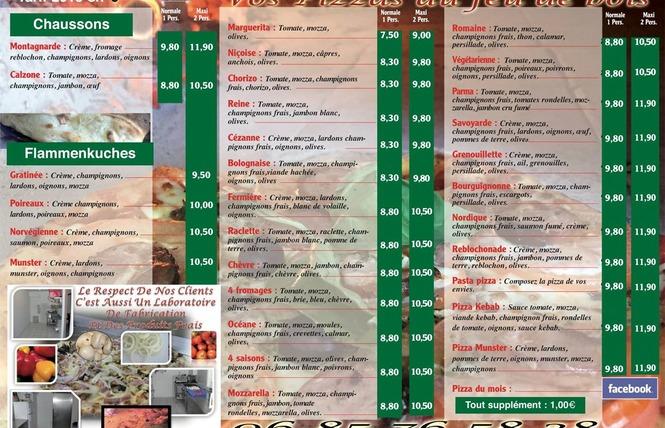 LA PASTA PIZZA 3 - Lacroix-sur-Meuse