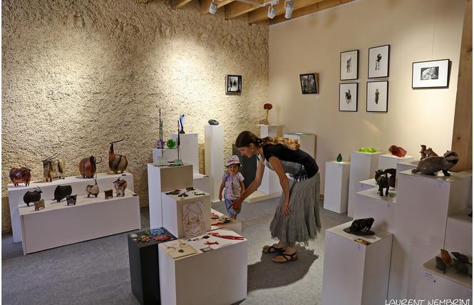 GALERIE D'EXPOSITION LA SALAMANDRE 2 - Apremont-la-Forêt
