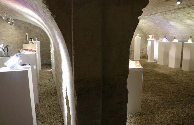 GALERIE D'EXPOSITION LA SALAMANDRE 3 - Apremont-la-Forêt