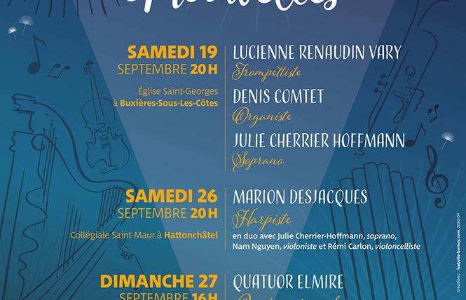 FESTIVAL MUSIQUE AUX MIRABELLES 1 - Vigneulles-lès-Hattonchâtel